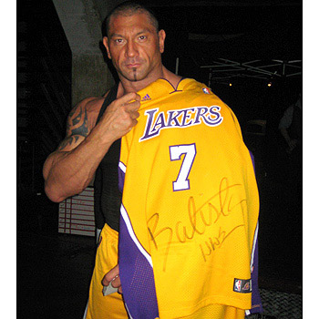 All photos courtesy of WWE Auctions