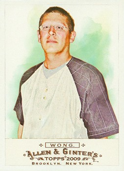 338 In This Years Allen Ginter Baseball Card Set From Topps May Not Recognize The Person On But They Should Know All About What He