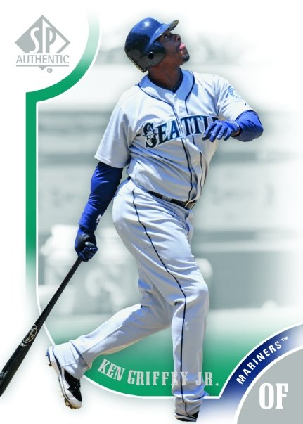 Preview Gallery 2009 Sp Authentic Baseball Cards Beckett News
