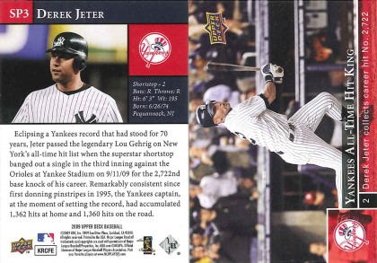 Jeter Hit King