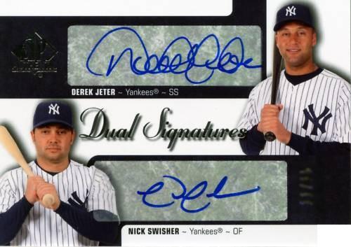 Is A Derek Jeter Autograph Really All That Rare Beckett News