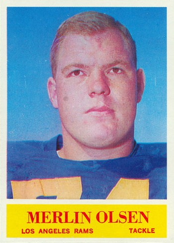 merlin olsen quotes