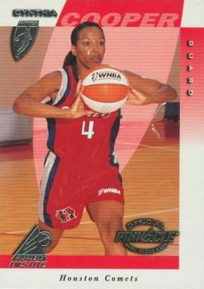 cynthia cooper basketball player essay
