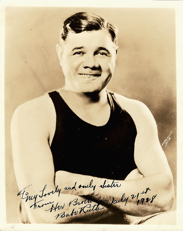 Babe ruth height and weight-7476