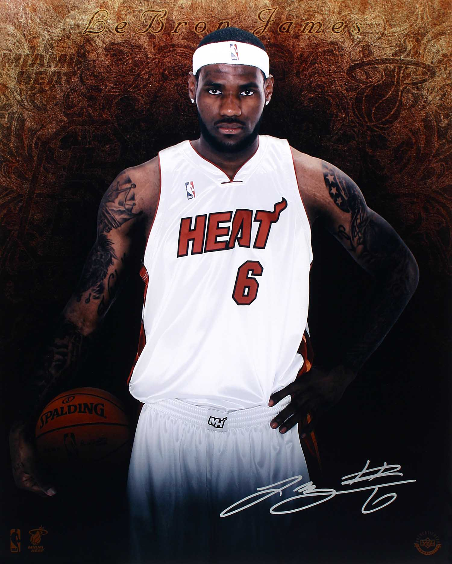 lebron james autograph - photo #41
