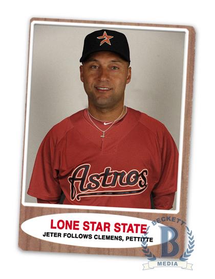 Totally Fake Baseball Cards 29 Derek Jeters You Wont See