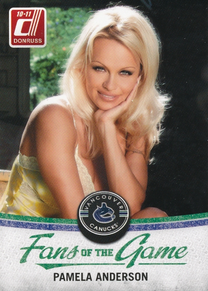 Pamela Anderson_Fans of the Game